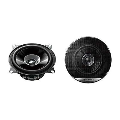 Pioneer TS-G1010F Speakers, Black by Pioneer Car Multimedia