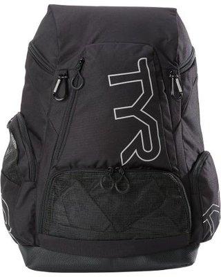 TYR Alliance Team 3 Backpack 45L - NEW MODEL - Black