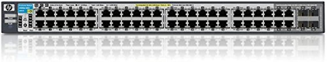 HP J8693A Procurve 3500yl-48G-PWR Managed Switch - J8693-61001, J8693-69001