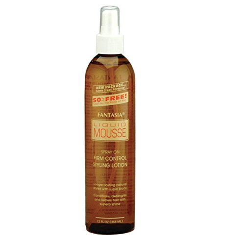 Fantasia Liquid Mousse Firm Control Styling lotion
