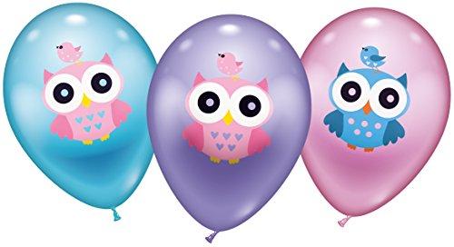 Karaloon 30076-15 15 Ballons Eule