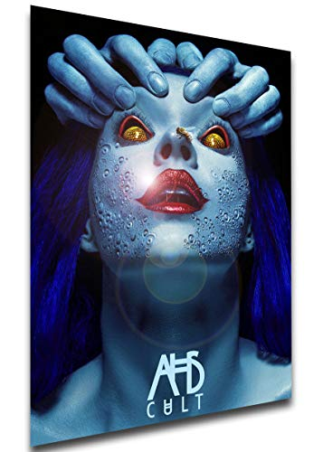Instabuy Poster - Playbill - TV Series - American Horror Story - Cult - Variant 02 A4 30x21