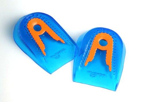 Spenco IronMan Performance Gel Heel Cushion Solette,...