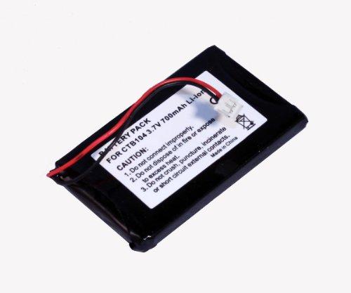 Akku für Schnurlos-Handye Telekom Speedphone 300 (LP043048A, 253230694, CTB104)   Sagem 690   Telstra T-Hub