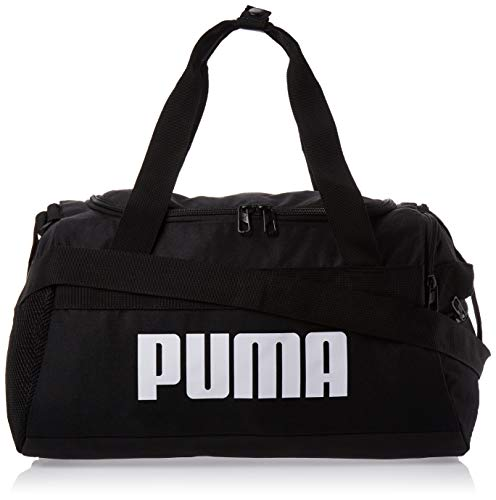 PUMA Unisex Adults Challenger Duffel Bag XS Sports Black, One Size
