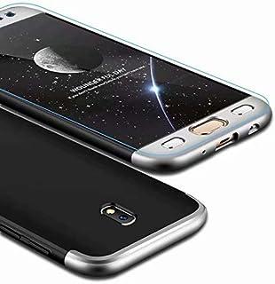 701519866fa MISSDU reemplazo para Funda Samsung Galaxy J7 2017 Thin Fit 360 Carcasa  Exact Slim de protección