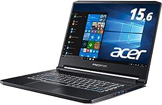 Acer(エイサー) 15.6型ノートパソコン Predator Triton 500 アビサルブラック(i7/16GB/512GB/2080) PT515-51-A76Y8