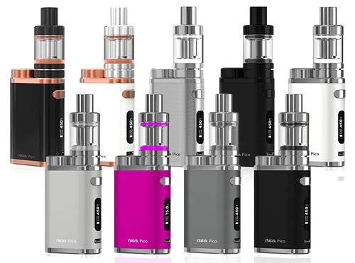 Eleaf iStick Pico TC 75W kit - Brushed SS