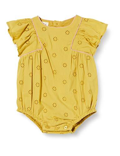 Gocco Ranita Openwork Petos, Amarillo (Amarillo S07vrtca201yb), 68 (Tamaño del Fabricante: T: 6/9) para Bebés
