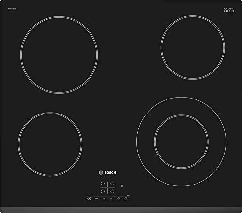 Bosch Serie 4 PKF631B17E - Placa vitrocerámica, 60 cm, 17 niveles de...