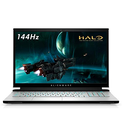 Alienware m17 R3 17.3' FHD 144Hz 7ms 300-nits 72% NTSC color gamut Gaming Laptop, Intel Core i7-10750H, 16 GB RAM, 1 TB SSD, NVIDIA GeForce RTX 2070 SUPER 8GB GDDR6, Killer Wi-Fi6, Win 10 Home