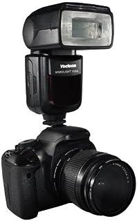 Kaavie-Voeloon-V300 - Flash para Canon Digital SLR Camera - Wireless E-TTL Flash Professional compatible con el sistema de flash E-TTL inalámbrico Canon (Compatible con Canon SLR: 450D 500D 550D 600D 50D 60D 5D2 7D 1100D)