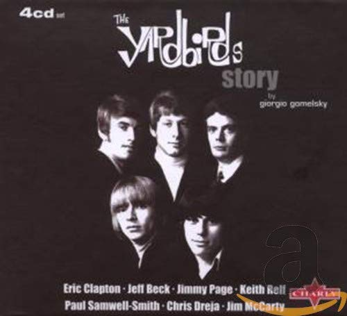 The Yardbirds Story ( 4 CD Clambox )