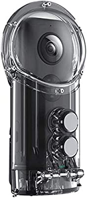 """Insta360 Dive Case, with 1/4"""" Mount, Seamless Underwater Stitching, 30 Meters Waterproof Depth for ONE X Panoramic Action Camera from Insta360"""