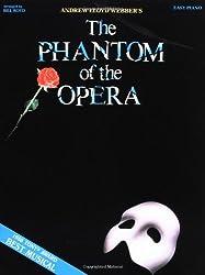 The phantom of the opera piano