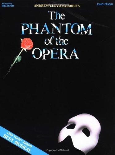 Phantom of the Opera (Easy Piano)
