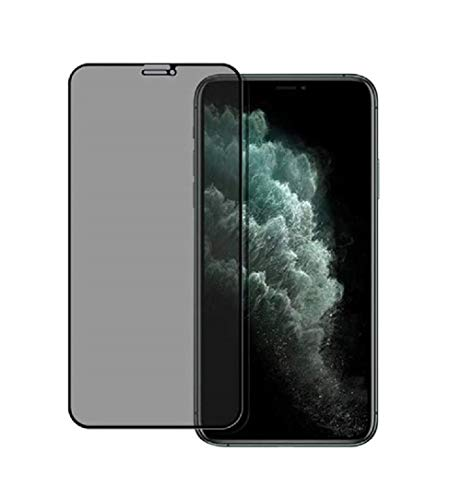 Radrdior Ceramic Privacy Soft Filmfor iPhone 12 Mini 11 PRO Max X XS XR 8 7 6 S Plus Se, 2020 Full Cover Glue Antispy Privacy Screen Protector Not Tempered Glass HD Black for iPhone 6/7/8/SE 2020