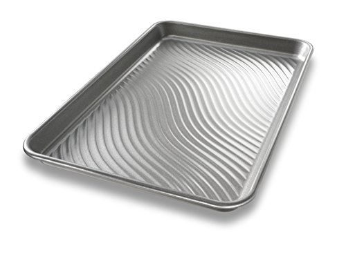 USA Pan Patriot Pan Bakeware Aluminized Steel Jelly Roll Pan