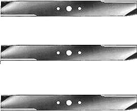 Set Of 3 Blades Replaces ECONOMY 60-4301 OREGON 91-171 PRIME LINE 7-04767