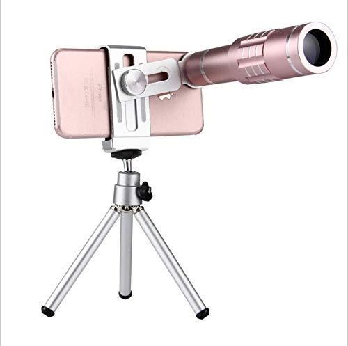 J-Love Telescopio Multifuncional del telescopio la Foto del telescopio del Video los prismáticos 12X32