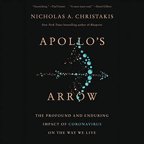 Couverture de Apollo's Arrow
