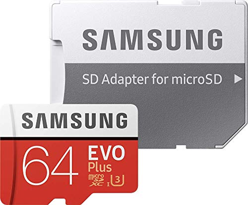 Samsung Evo Plus 2020 64GB MicroSDXC Class 10 UHS-I Speicherkarte