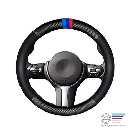 BMW M Series Carbon Fiber Steering Wheel Cover