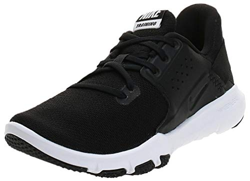 Nike Men's Flex Control TR3 Sneaker, Black/Black - White - Anthracite, 8 Regular US