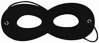 Superhero Felt Eye Masks Half Masks Halloween Black Dress Up Mask.