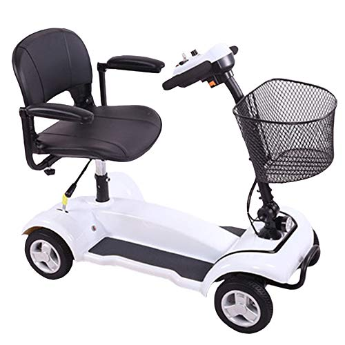 Affordable Powered Mobility Scooter Senior Intelligent Electric Mobile Wheel Chair Long Range Travel