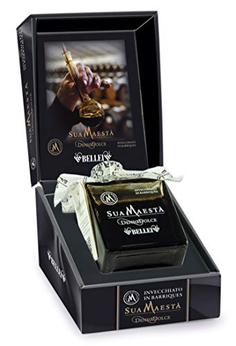 Sua Maesta Denso Dolce Italienisch-Menage Balsamico-Essig aus Modena (box)