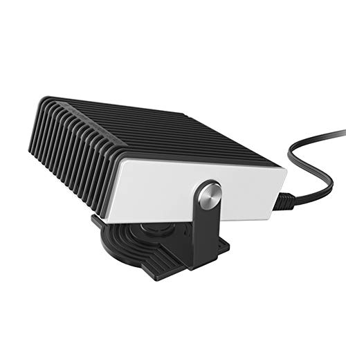 JSX Auto-verwarming, verwarming 250 W 12 V / 24 V ventilator voorruit demister defroster autoaccessoires winter-bewegende auto ontdooiingsverwarmingsstrips