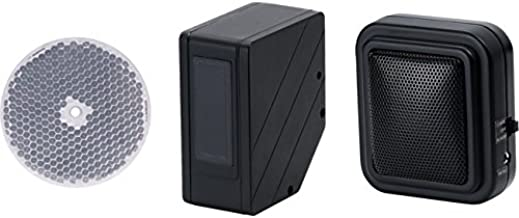 DEA7WL2 DOSS Wireless Door/Beam Entry Alarm Kit Up to 100M Wireless Range Up to 100M Wireless Range, Speaker Volume Can Be...