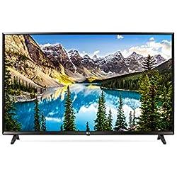 LG 55UJ6307 televisore 139,7 cm (55´´) 4K Ultra HD Smart TV Wi-Fi Nero
