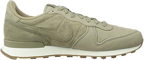 Nike Herren Internationalist PRM Sneakers Beige 42 EU