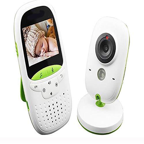 Zitting Van De Baby, Een Video-Babyfoons Babyfoon WIFI Draadloze Lange Afstand Camera, Nachtzicht Monitoren En Draagbare Temperatuur