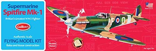 Guillows - Modellino da Costruire, Supermarine Spitfire