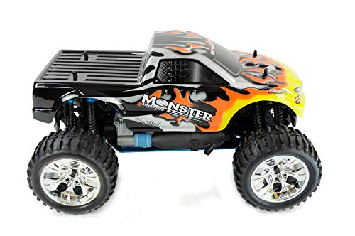 RC Monstertruck kaufen Monstertruck Bild 1: 1:10 Amewi Monster M 3,0 ccm Nitro*