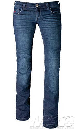 MOTTOwear Kira-X short Kevlar-Jeans M W30 damen
