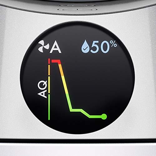 ダイソン空気清浄機【加湿機能・送風機能付】(空清36畳まで/加湿10畳までホワイト/シルバー)DysonPureHumidify+CoolPH01WS