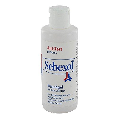 Sebexol Antifett Waschgel, 150 ml