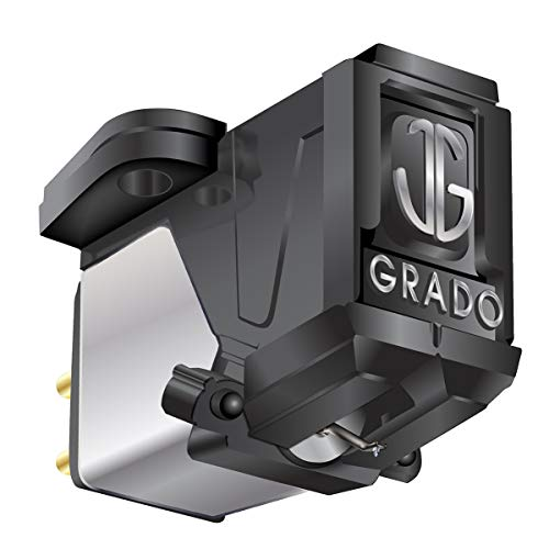 GRADO Prestige Black3 Phono Cartridge w/Stylus - Standard Mount