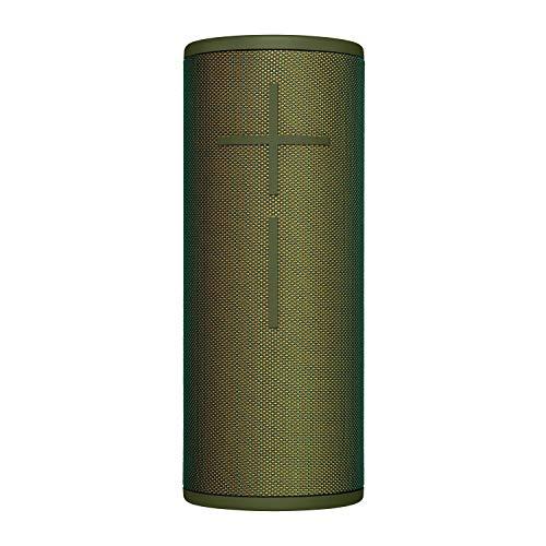 Ultimate Ears Boom 3 Altavoz Portátil Inalámbrico Bluetooth, Graves Profundos, Impermeable, Flotante, Conexión Múltiple, Batería de 15 h, color Verde