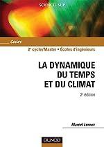 La dynamique du temps et du climat - 2ème édition de Marcel Leroux