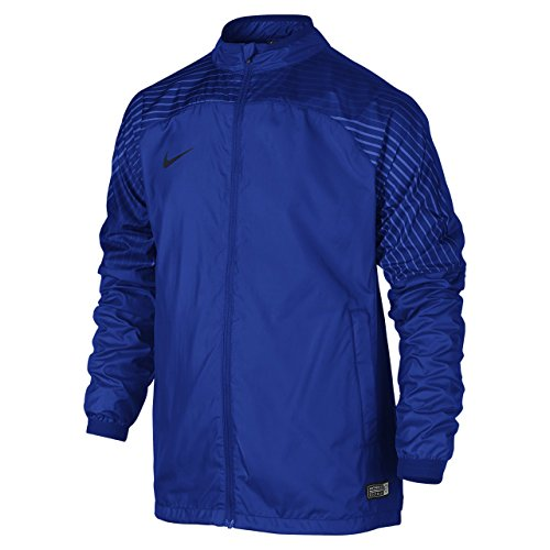 Nike Classic III Game, Herren Langarmshirt, Kinder, REV B GPX WVN JKT II, blu/Nero, Medium