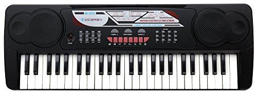 McGrey BK-4910 - Teclado con 49 teclas y soporte notas