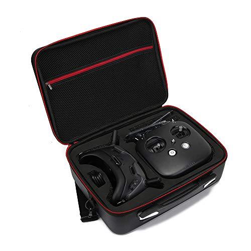 Fenmaru Bolsa de Almacenamiento/Bandolera para Gafas y Accesorios voladores dji FPV
