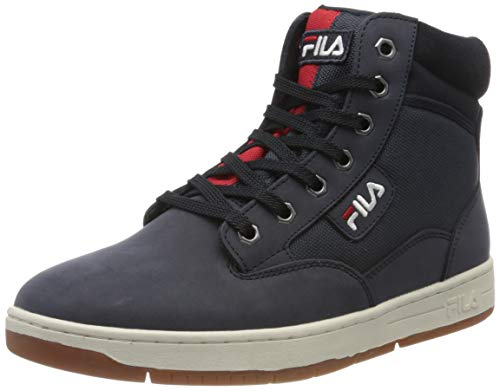 Fila Herren Stiefel Knox Mid Boot Dress Blue (blau), Größe:46