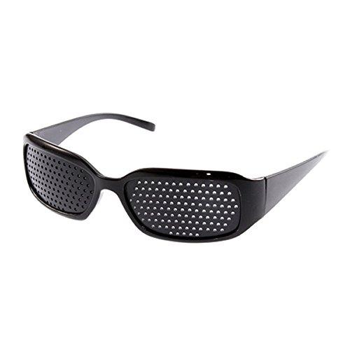 Q4 Lochbrillen zur Verbesserung der Sicht; Vision Brillen/Augenübungsbrillen.