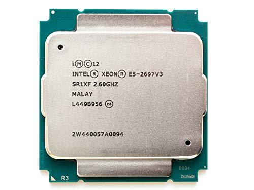 INTEL CM8064401807100 Xeon E5-2697 v3 Fourteen-Core Haswell Prozessor mit 9.6GT/s 35MB LGA 2011-v3 CPU, OEM (zertifiziert generalüberholt)